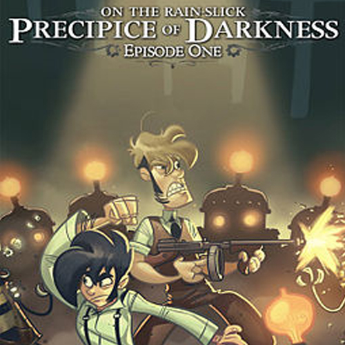 On the Rain-Slick Precipice of Darkness Episode One