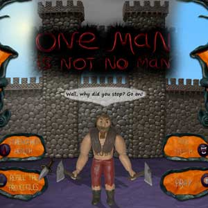 Buy One Man Is Not No Man CD Key Compare Prices