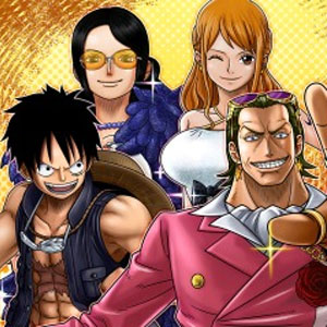 ONE PIECE BURNING BLOOD GOLD Movie Pack 1