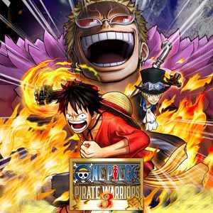 Buy One Piece Pirate Warriors 3 PS3 Game Code Compare Prices