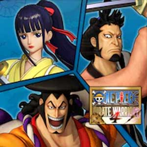 ONE PIECE PIRATE WARRIORS 4 Land of Wano Pack
