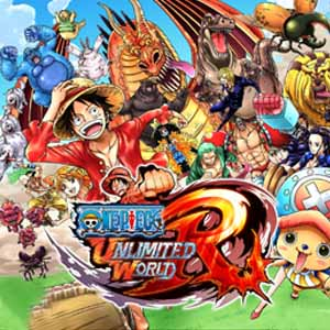 Buy One Piece Unlimited World Red Nintendo 3DS Download Code Compare Prices