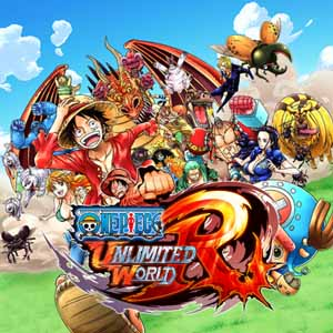Buy One Piece Unlimited World Red Straw Hat PS3 Game Code Compare Prices