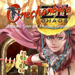 Buy Onechanbara Z2 Chaos Amazonic Green and Amazonic Turquoise CD Key Compare Prices