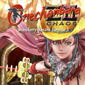 Onechanbara Z2 Chaos Strawberry Banana Surprise X