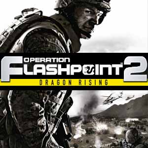 Buy Operation Flashpoint 2 Dragon Rising PS3 Game Code Compare Prices