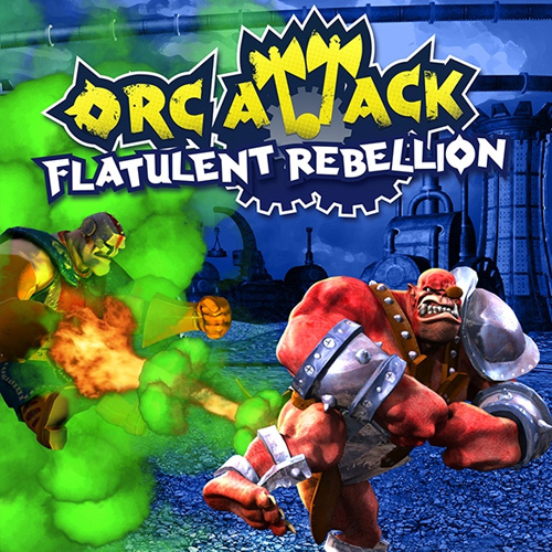 Buy Orc Attack Flatulent Rebellion CD Key Compare Prices