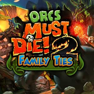 Buy Orcs Must Die 2 Family Ties Booster Pack CD Key Compare Prices