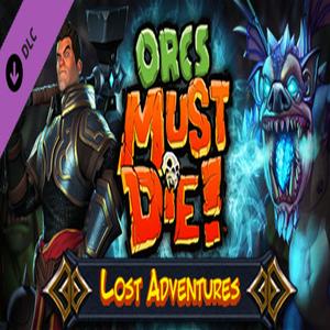 Orcs Must Die Lost Adventures