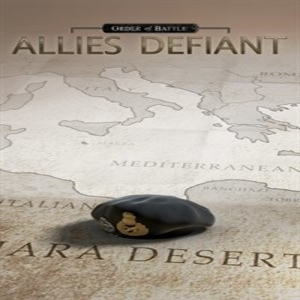 Order of Battle Allies Defiant
