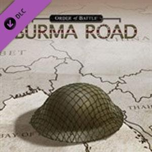 Order of Battle Burma Road
