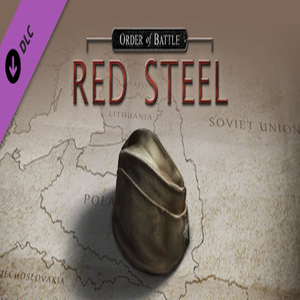 Buy Order of Battle Red Steel CD Key Compare Prices