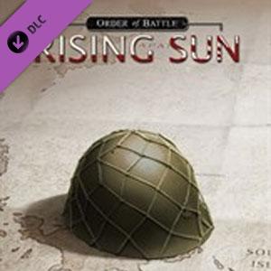 Order of Battle Rising Sun
