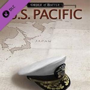 Order of Battle U.S. Pacific