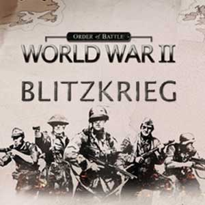 Buy Order of Battle World War 2 Blitzkrieg CD Key Compare Prices