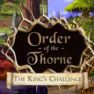 Buy Order of the Throne The Kings Challenge CD Key Compare Prices