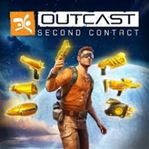 Outcast  Second Contact Golden Weapons Pack