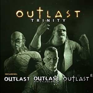 Buy OUTLAST TRINITY CD Key Compare Prices