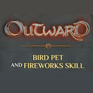 Outward Pearl Bird Pet and Fireworks Skill