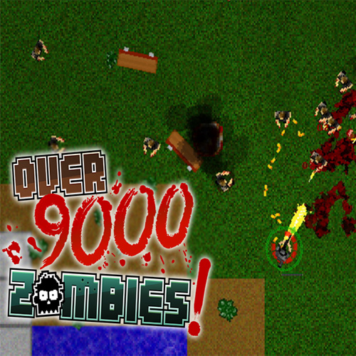 Buy Over 9000 Zombies CD Key Compare Prices