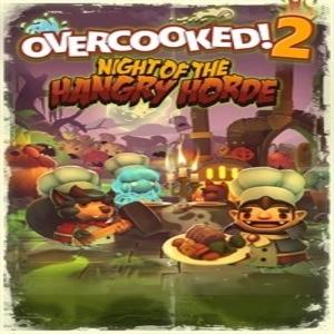 Overcooked 2 Night of the Hangry Horde