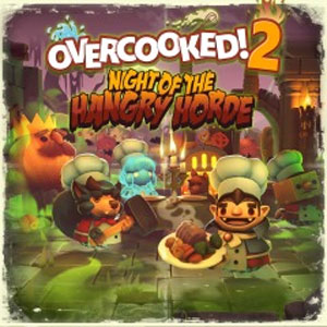Overcooked 2 Night of the Hangry Horde