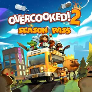 Buy Overcooked 2 Season Pass CD Key Compare Prices