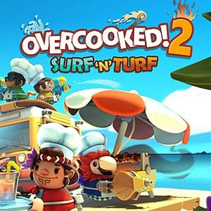 Overcooked 2 Surf n Turf