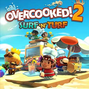 Buy Overcooked 2 Surf n Turf CD Key Compare Prices