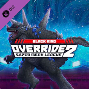 Override 2 Super Mech League Black King Fighter
