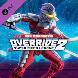 Override 2 Super Mech League Dan Moroboshi Fighter