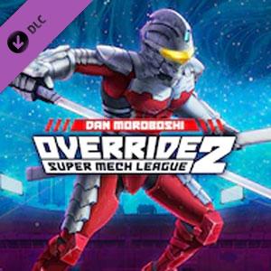 Override 2 Super Mech League Dan Moroboshi Fighter DLC