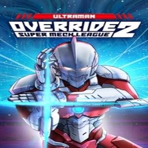 Override 2 Super Mech League Ultraman DLC
