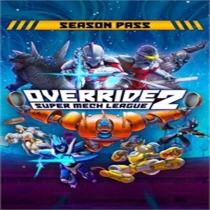 Buy Override 2 Super Mech League Ultraman Edition Season Pass PS4 Compare Prices