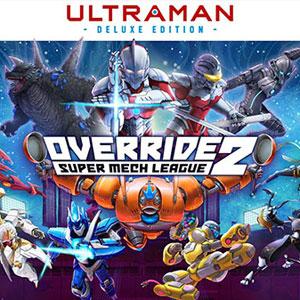 Override 2 Ultraman