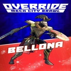 Override Mech City Brawl Bellona