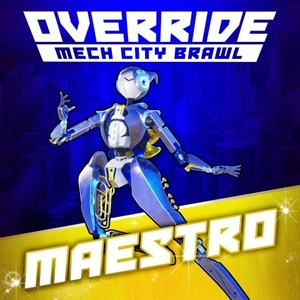 Buy Override Mech City Brawl Maestro PS4 Compare Prices