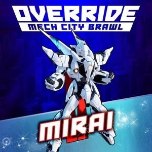 Override Mech City Brawl Mirai