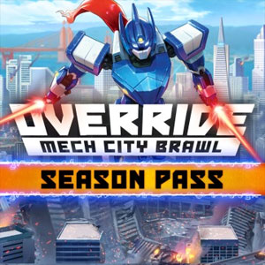 Buy Override Mech City Brawl Season Pass Xbox One Compare Prices