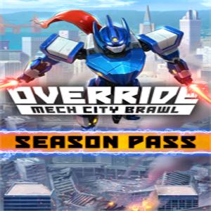 Override Mech City Brawl Season Pass