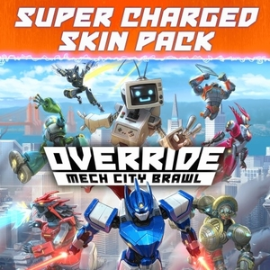 Override Mech City Brawl Super Charged Skin Pack