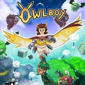 Buy Owlboy PS4 Compare Prices
