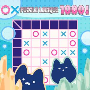 Ox LOGIC PUZZLE 1000