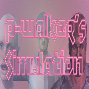 P Walkers Simulation