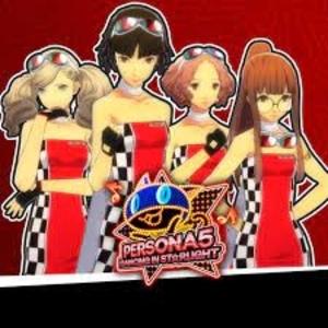 P5D Race Queen Set