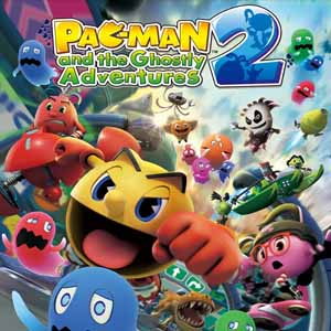 Buy Pac-Man and the Ghostly Adventures 2 Nintendo Wii U Download Code Compare Prices