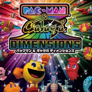 Buy Pac-Man & Galaga Dimensions Nintendo 3DS Download Code Compare Prices