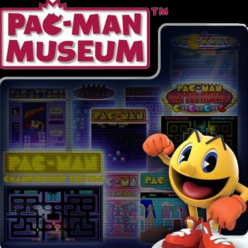 Buy PAC-MAN MUSEUM Ms. PAC-MAN CD Key Compare Prices