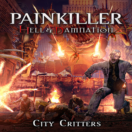 Buy Painkiller Hell & Damnation City Critters CD Key Compare Prices