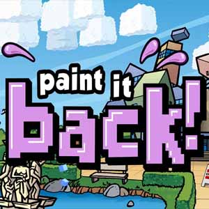 Buy Paint it Back CD Key Compare Prices